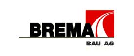 BAVcompact - betriebliche Altersvorsorge mit System - bAV für den Bau - Referenzlogo Brema Bau AG