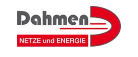 BAVcompact - betriebliche Altersvorsorge mit System - Referenzlogo Dahmen Netze und Energie