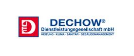 BAVcompact - betriebliche Altersvorsorge mit System - bAV für den Bau - Referenzlogo Dechow