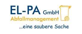 BAVcompact - betriebliche Altersvorsorge mit System - Referenzlogo EL-PA Abfallmanagement