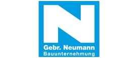 BAVcompact - betriebliche Altersvorsorge mit System - bAV für den Bau - Referenzlogo Gebrüder Neumann Bauunternehmung