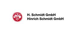 BAVcompact - betriebliche Altersvorsorge mit System - bAV für den Bau - Referenzlogo Heinrich Schmidt GmbH