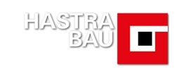 BAVcompact - betriebliche Altersvorsorge mit System - bAV für den Bau - Referenzlogo Hastra Bau