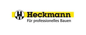 BAVcompact - betriebliche Altersvorsorge mit System - bAV für den Bau - Referenzlogo Heckmann
