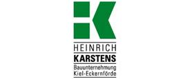 BAVcompact - betriebliche Altersvorsorge mit System - bAV für den Bau - Referenzlogo Heinrich Karstens Bauunternehmung