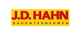 BAVcompact - betriebliche Altersvorsorge mit System - Referenzlogo J.D. Hahn Bauunternehmen