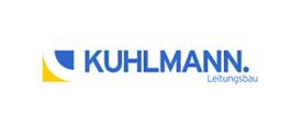 BAVcompact - betriebliche Altersvorsorge mit System - bAV für den Bau - Referenzlogo Kuhlmann Leitungsbau