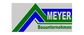 BAVcompact - betriebliche Altersvorsorge mit System - bAV für den Bau - Referenzlogo Meyer Bauunternehmen