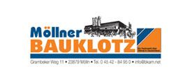 BAVcompact - betriebliche Altersvorsorge mit System - Referenzlogo Möllner Bauklotz