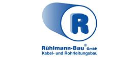 BAVcompact - betriebliche Altersvorsorge mit System - bAV für den Bau - Referenzlogo Rühlmann-Bau