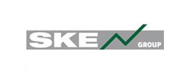 BAVcompact - betriebliche Altersvorsorge mit System - bAV für den Bau - Referenzlogo SKE Group