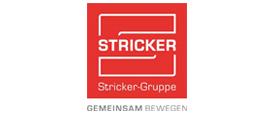 BAVcompact - betriebliche Altersvorsorge mit System - bAV für den Bau - Referenzlogo Stricker