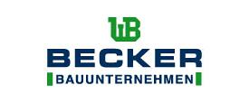 BAVcompact - betriebliche Altersvorsorge mit System - bAV für den Bau - Referenzlogo WB Becker Bauunternehmen