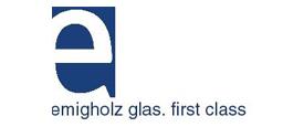 BAVcompact - betriebliche Altersvorsorge mit System - Referenzlogo emingholz glas