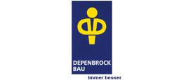 BAVcompact - betriebliche Altersvorsorge mit System - bAV für den Bau - Referenzlogo Depenbrock Bau